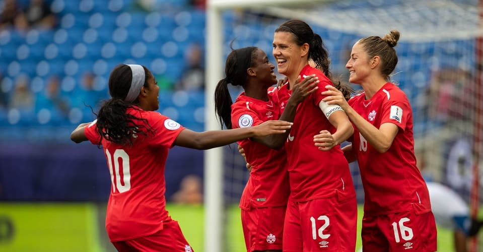 women's World Cup 2019 Canada