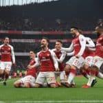 Arsenal v Tottenham – Premier League