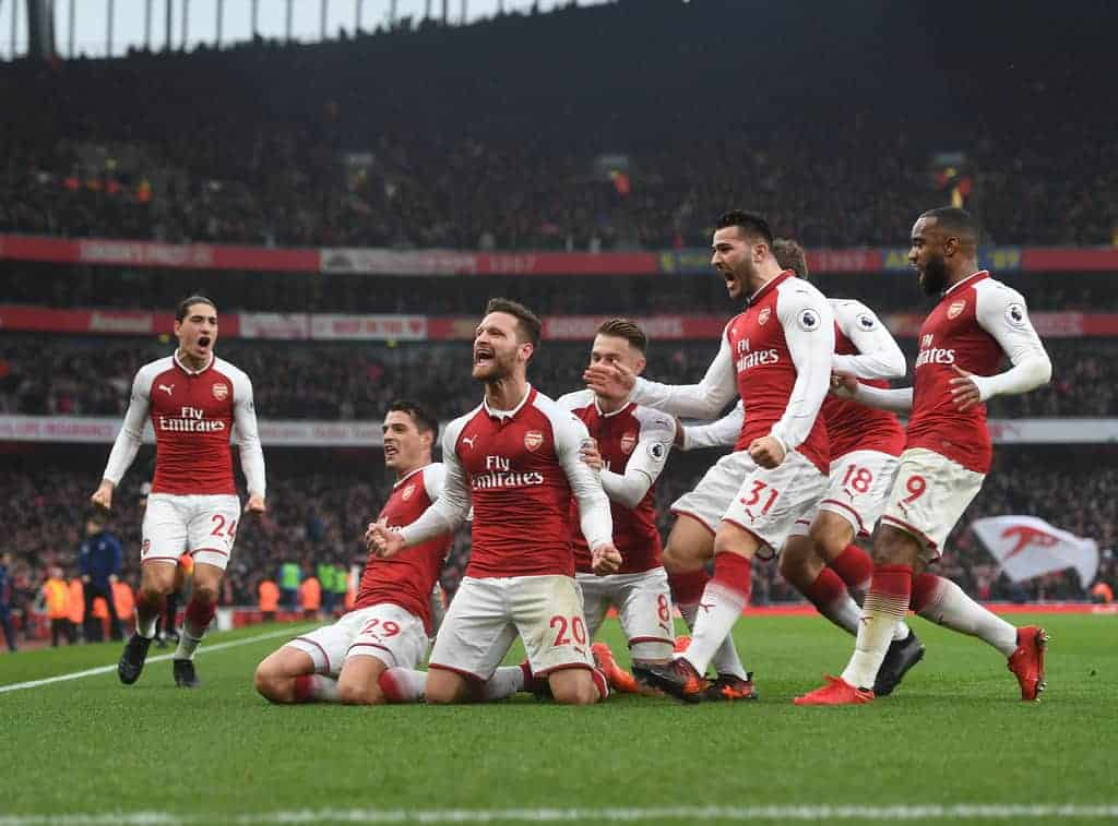 Arsenal v Tottenham - Premier League Betting Preview and Prediction