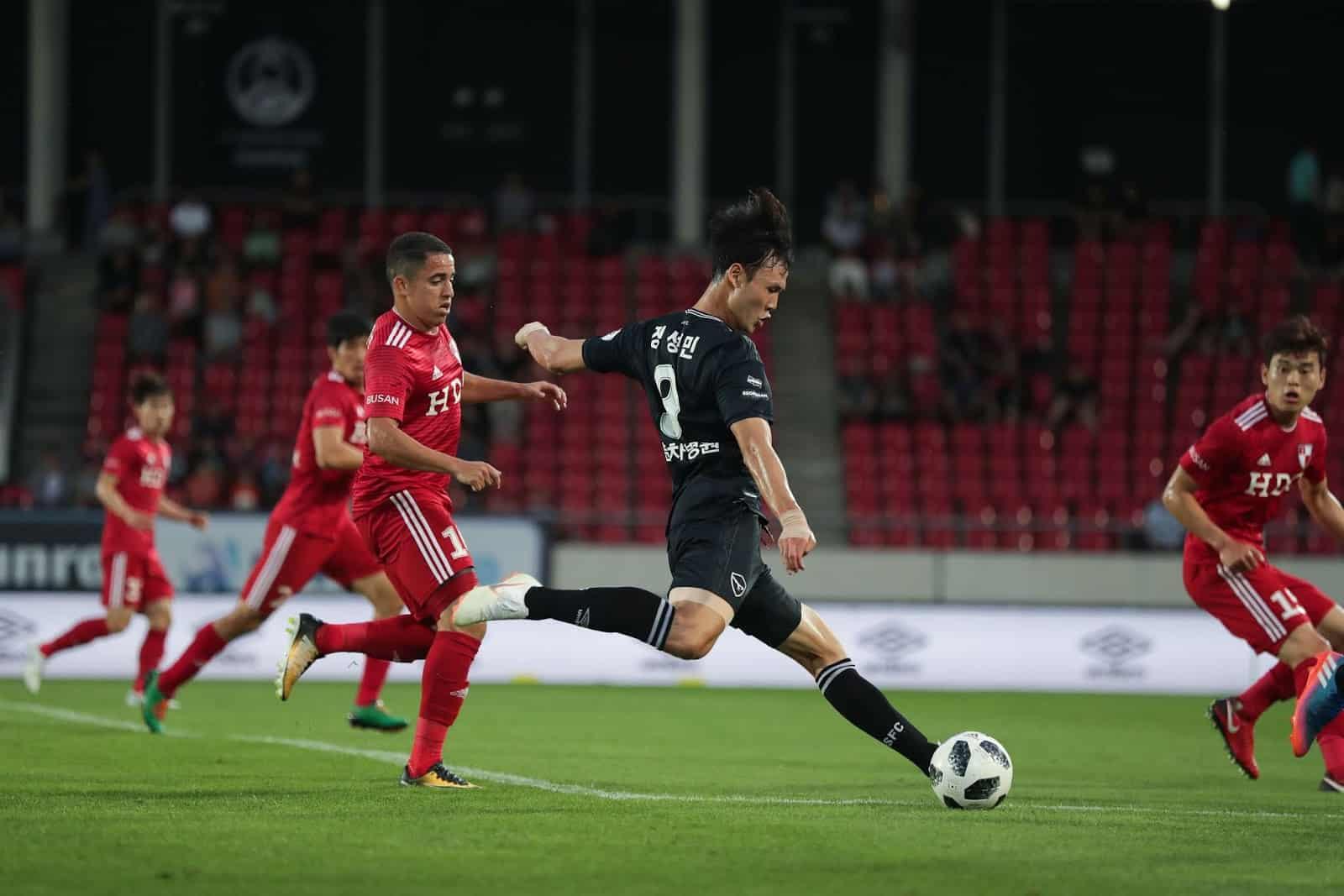 Gyeongnam FC v Seongnam FC - K League