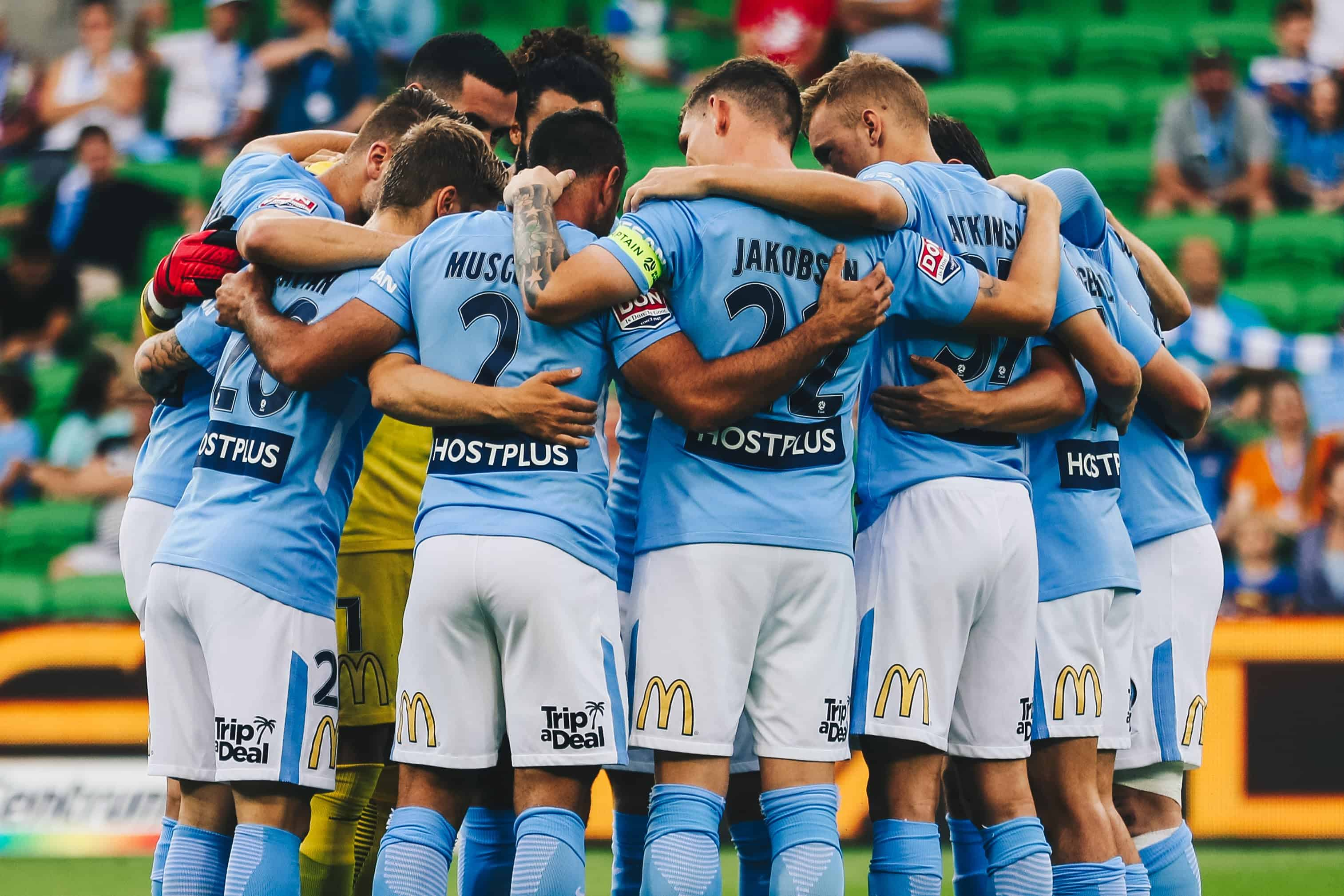 Melbourne City v Newcastle Jets - A League