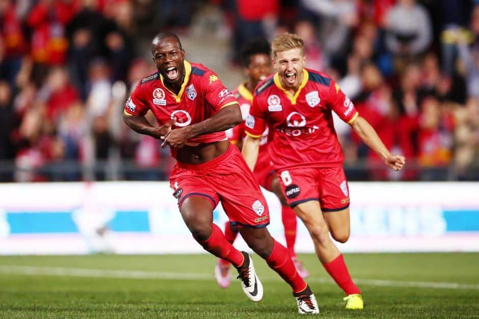 Wellington Phoenix v Adelaide United - A League