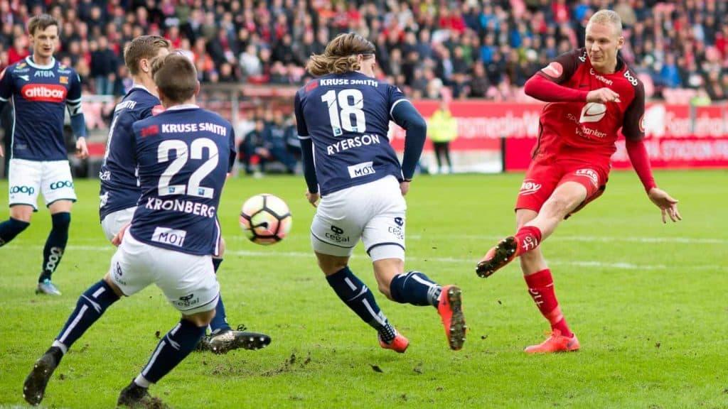 Molde v Brann - Eliteserien