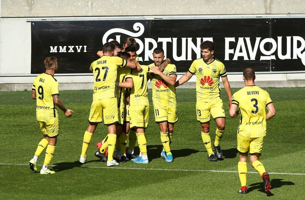 Wellington Phoenix v Central Coast Mariners – A-League Betting Preview and Prediction