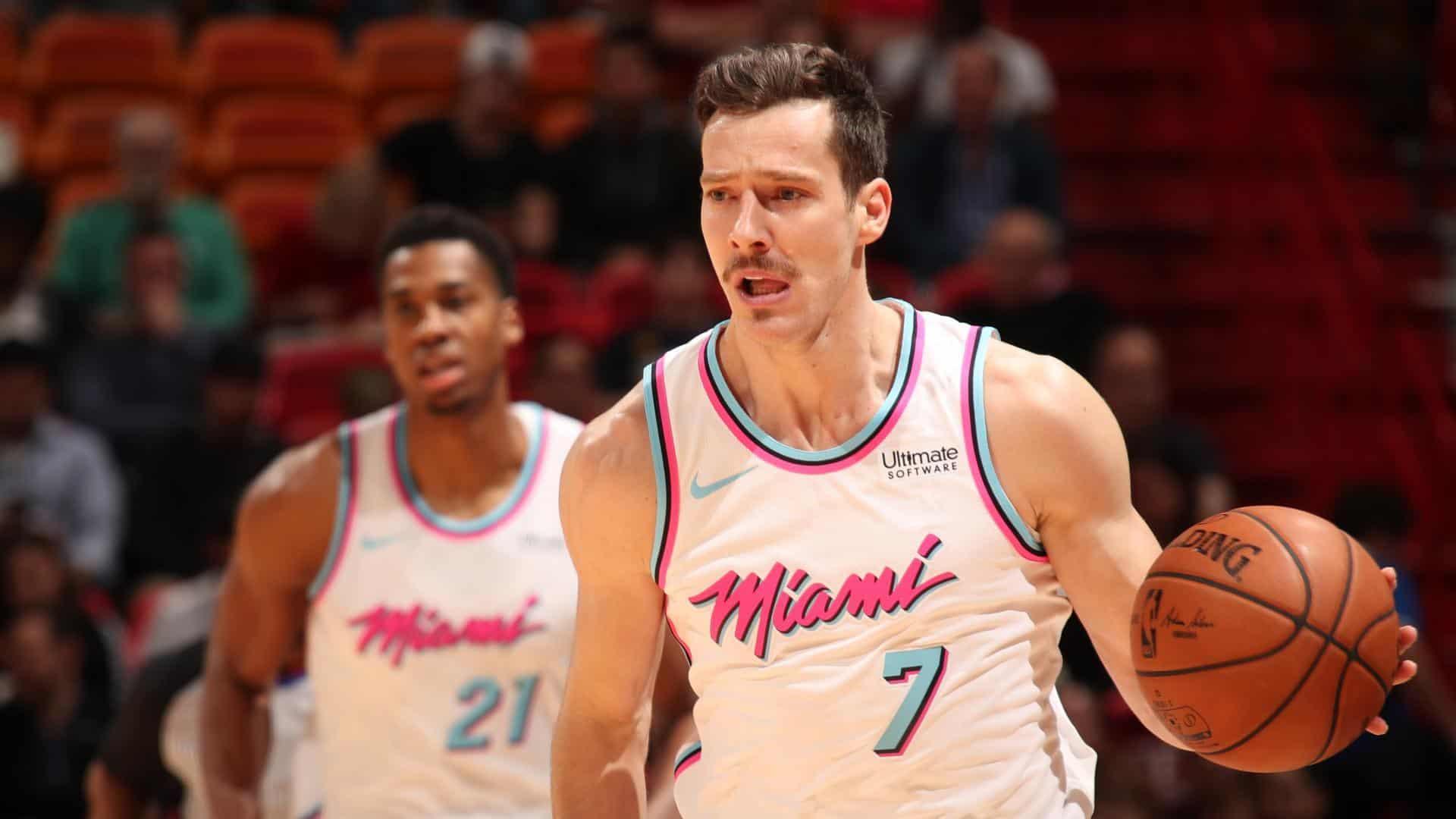 Utah Jazz v Miami Heat - NBA