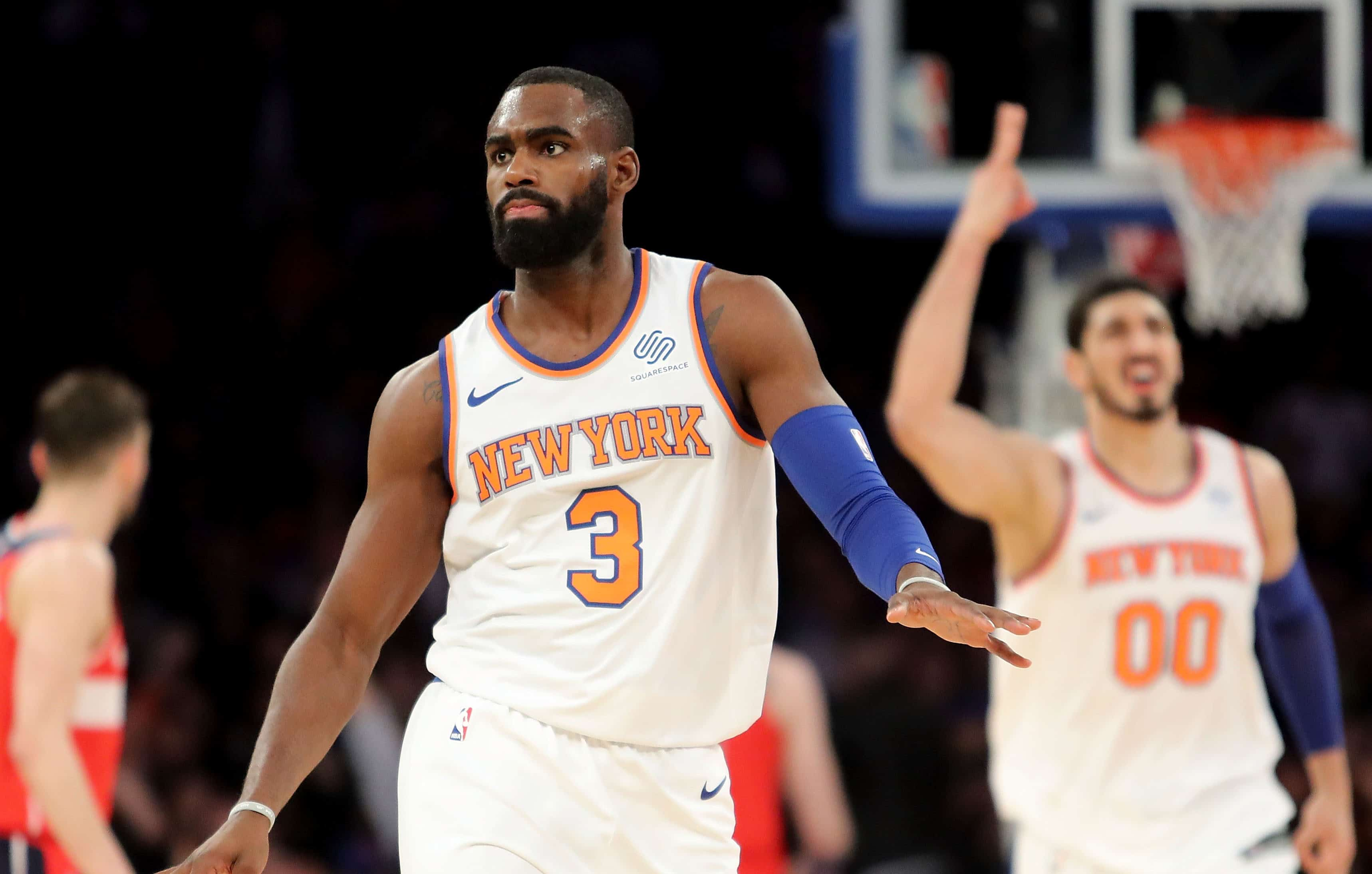 Cleveland Cavaliers v New York Knicks - NBA