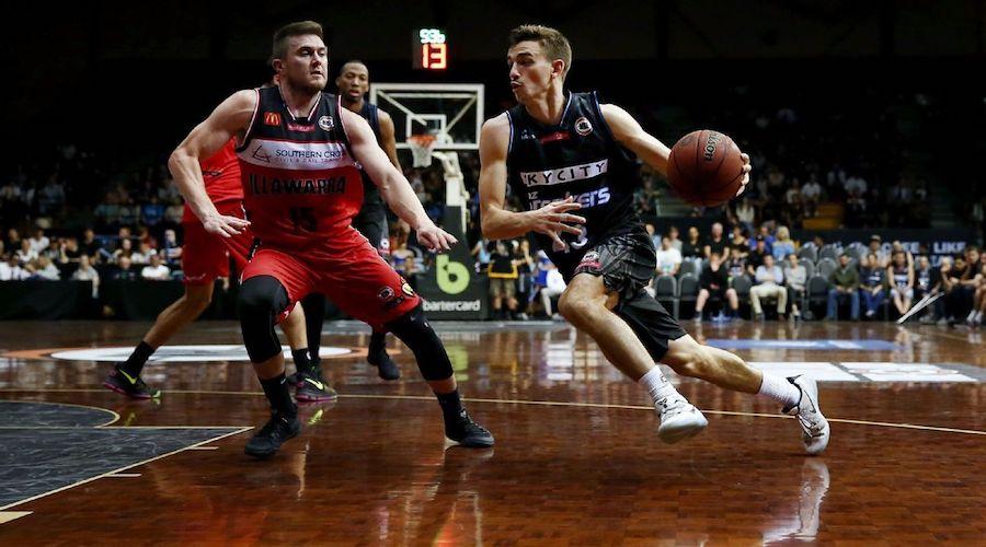 Illawarra Hawks v New Zealand Breakers - NBL