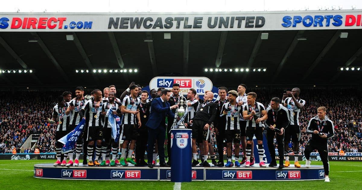 Burnley v Newcastle - Premier League