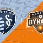 Sporting Kansas City v Houston Dynamo – MLS
