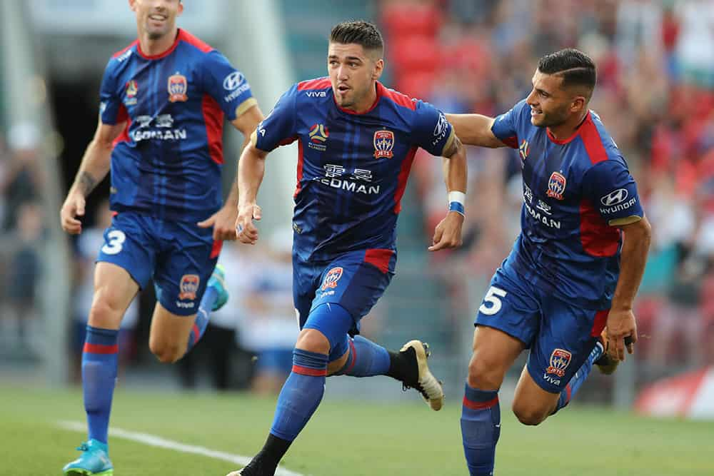 Wellington Phoenix v Newcastle Jets - A-League Betting Preview and Prediction