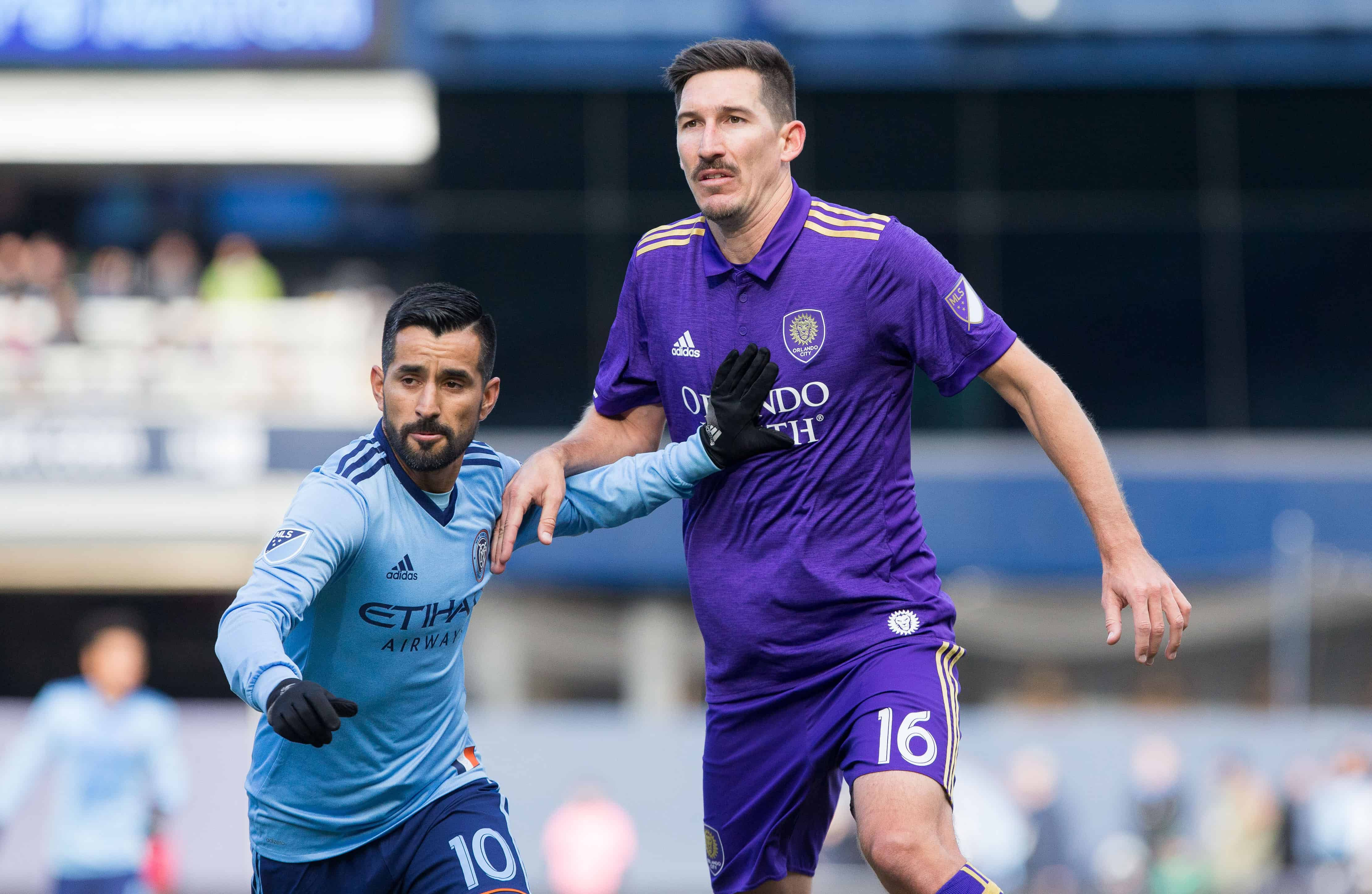 Orlando City v New York City FC - MLS