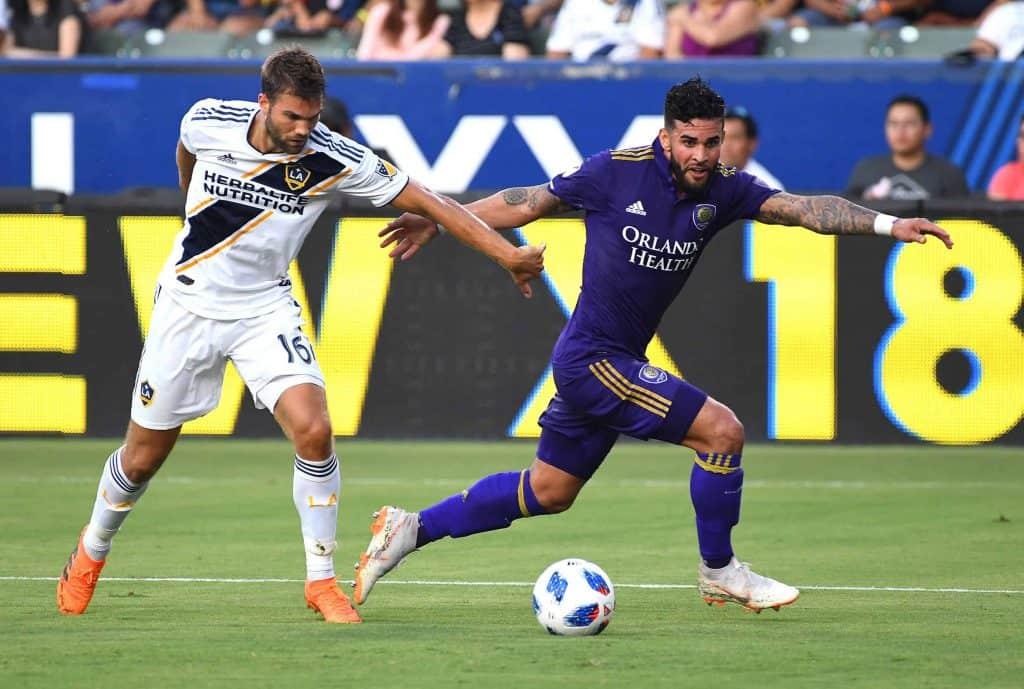 Orlando City v Los Angeles Galaxy - MLS