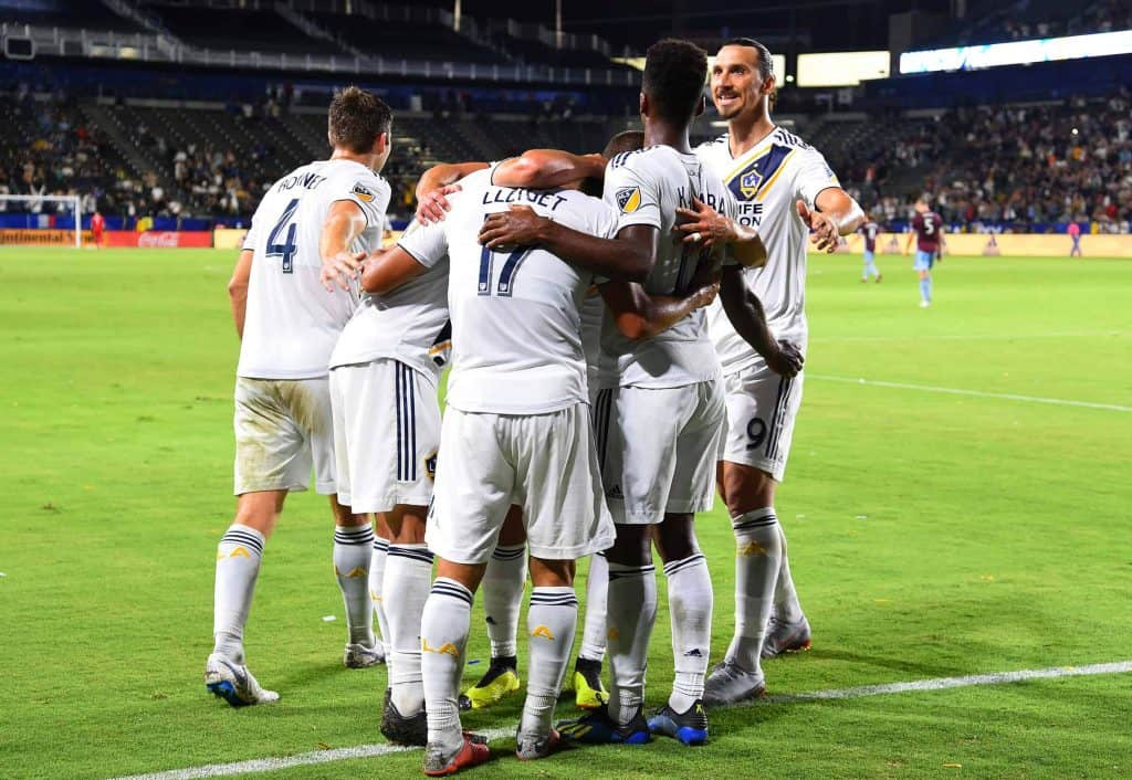 Los Angeles Galaxy v Colorado Rapids - MLS