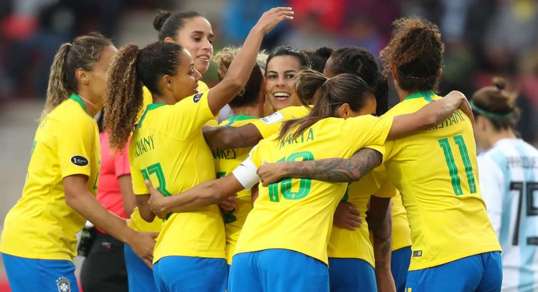 women's World Cup 2019 Brazil