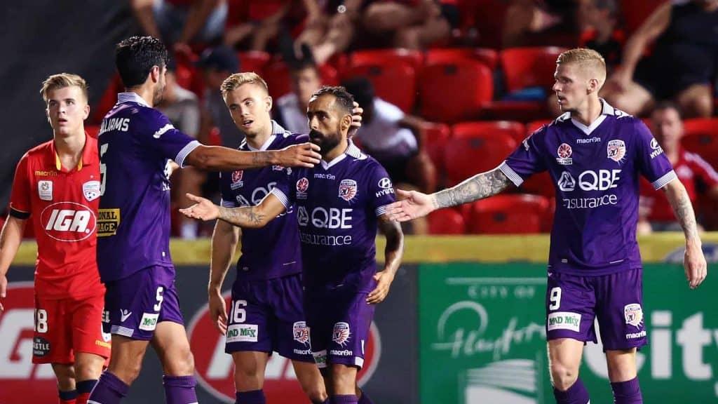 Adelaide United v Perth Glory - A-League