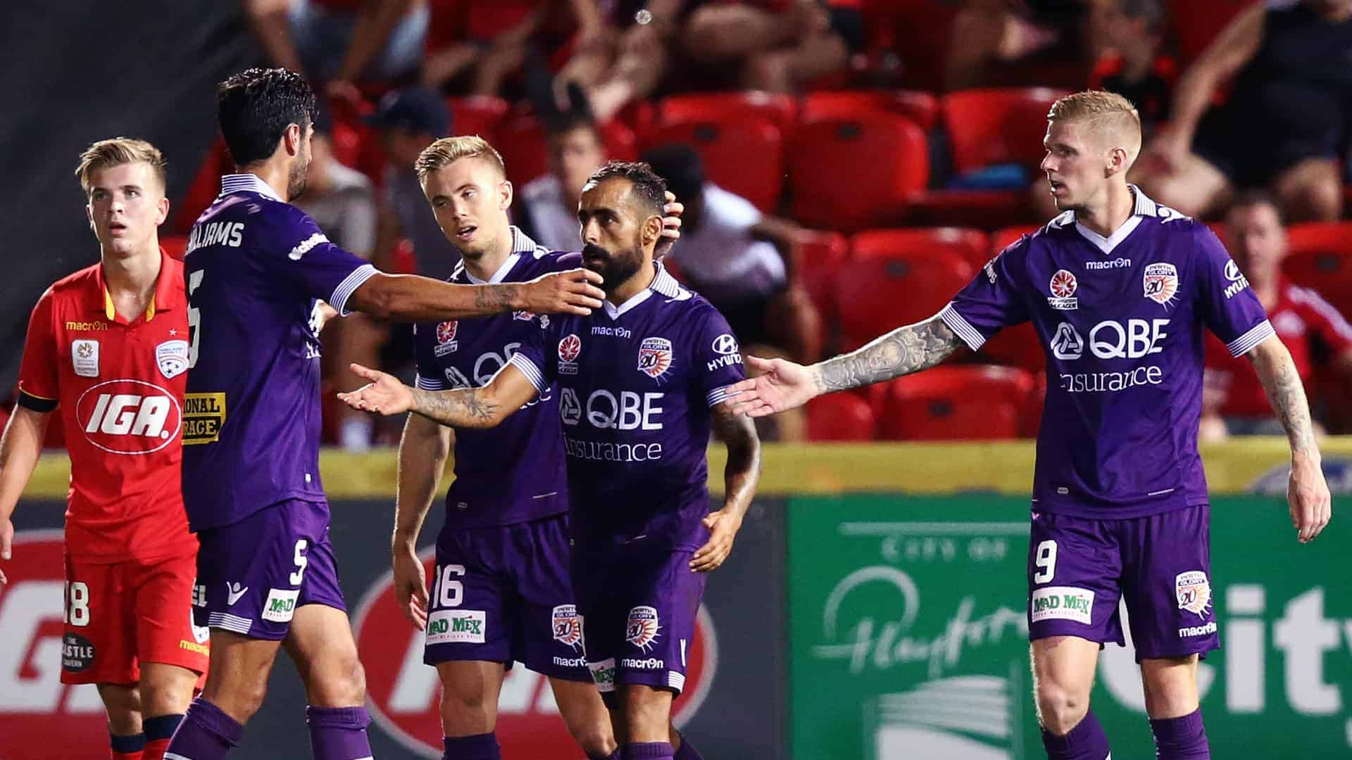 Adelaide united vs perth glory betting expert basketball spread betting explained sports authority