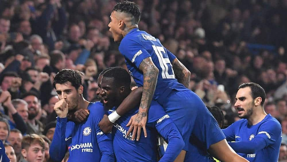 Chelsea v Bournemouth - EFL Cup