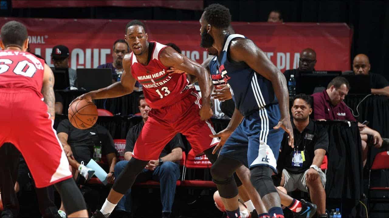 Miami Heat v Washington Wizards - NBA