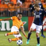 New England Revolution v Houston Dynamo – MLS