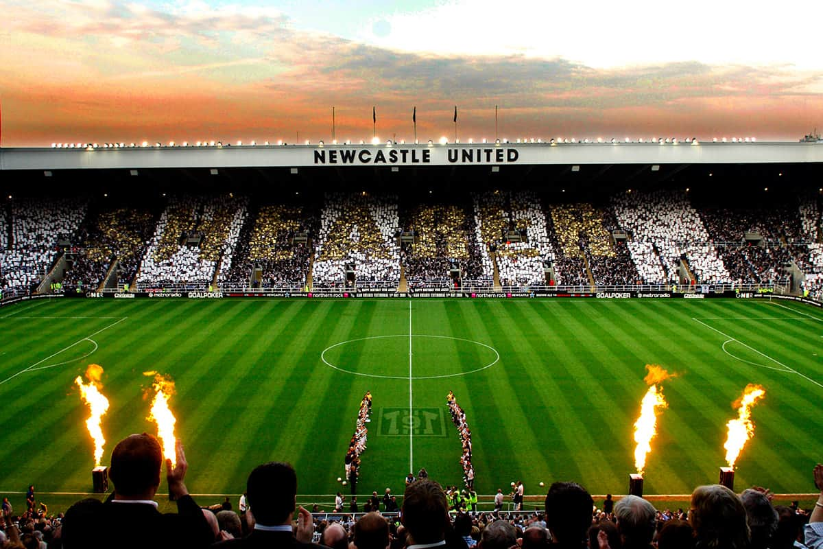 Newcastle v Fulham - Premier League