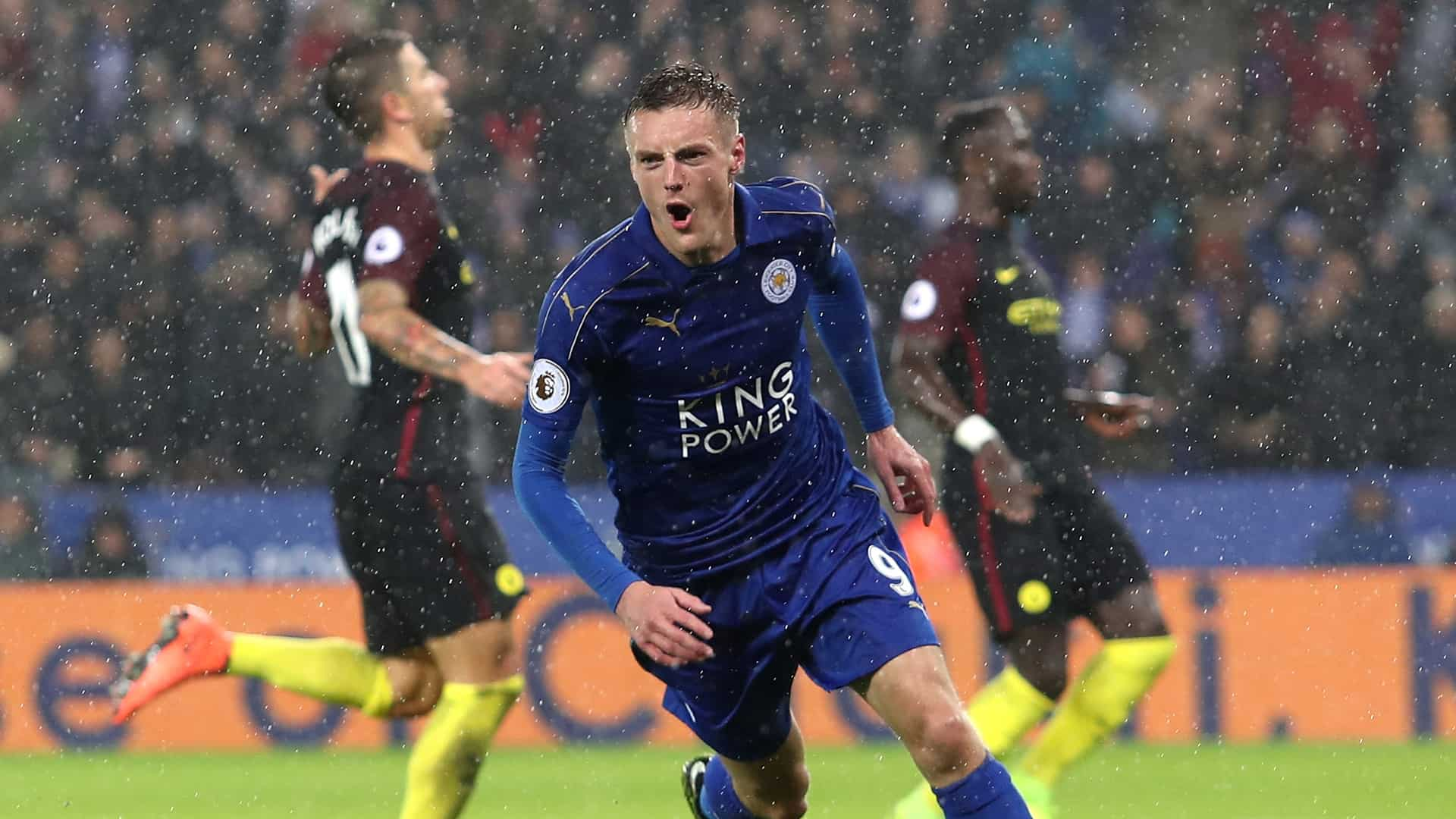 Leicester v Manchester City - Premier League