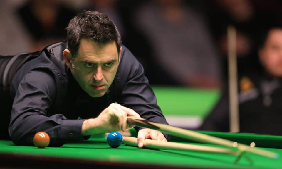 How to bet on Snooker