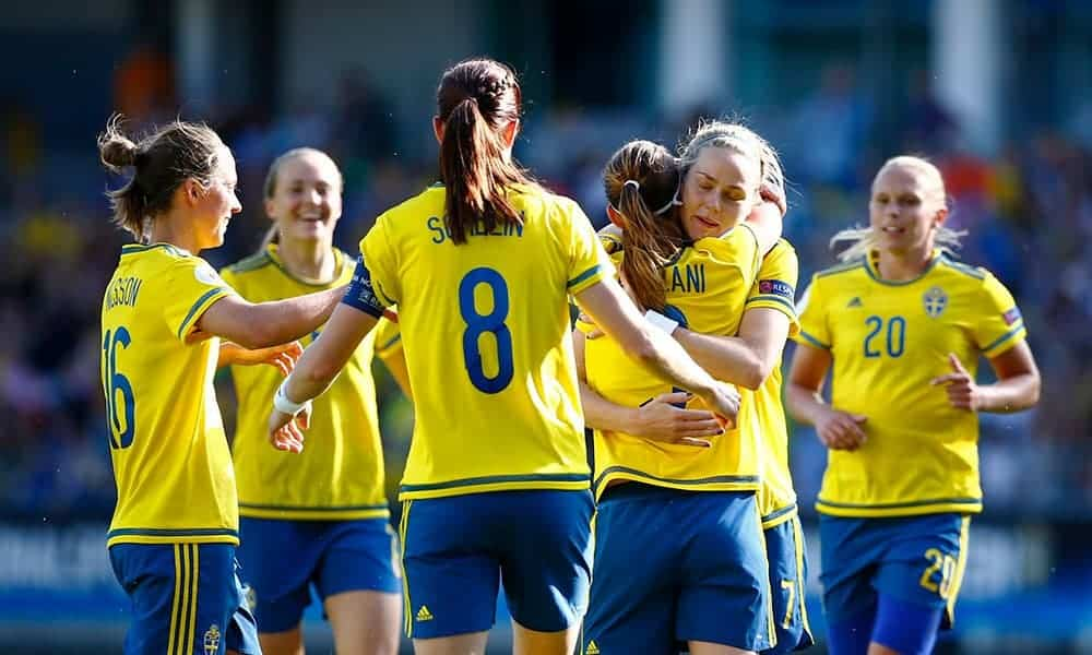 women's World Cup 2019 Sweden