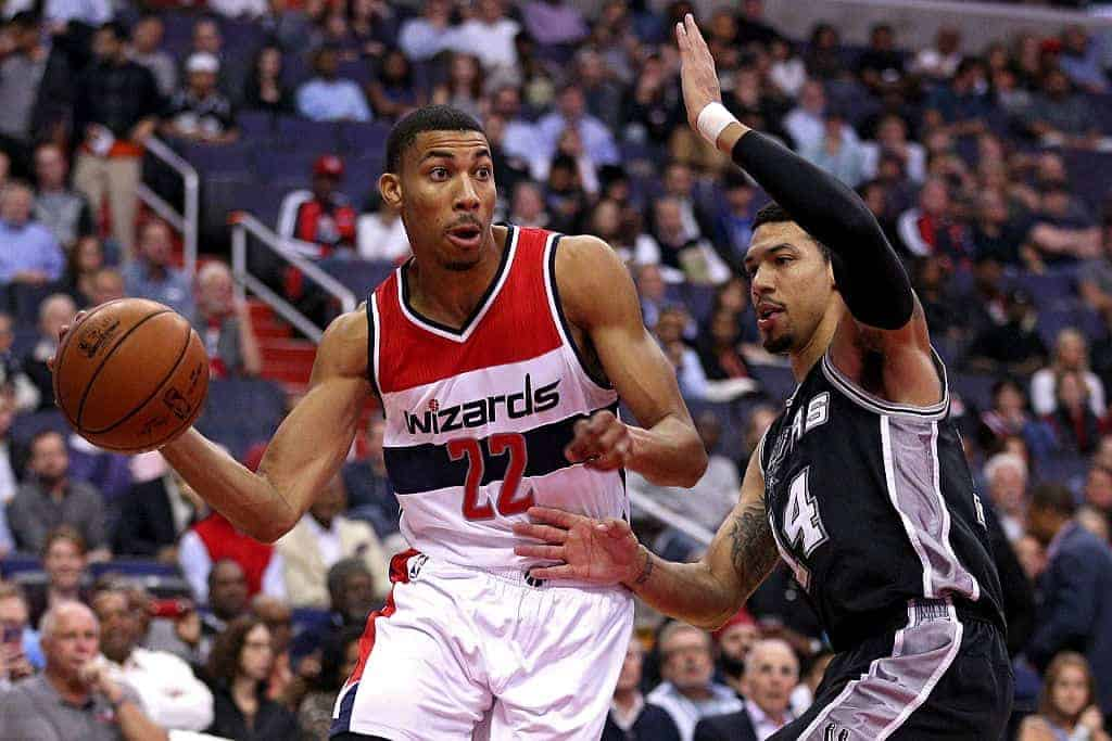 Washington Wizards v San Antonio Spurs - NBA