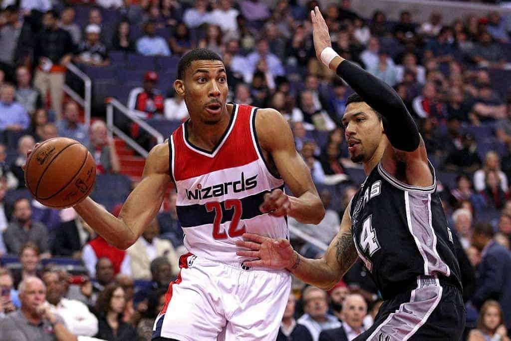 Washington Wizards v San Antonio Spurs - NBA